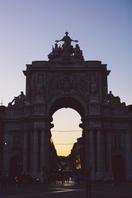 Lisbon's Triumphal Arch
