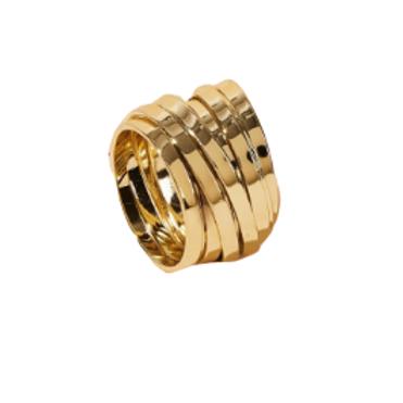 Spiralling Ring