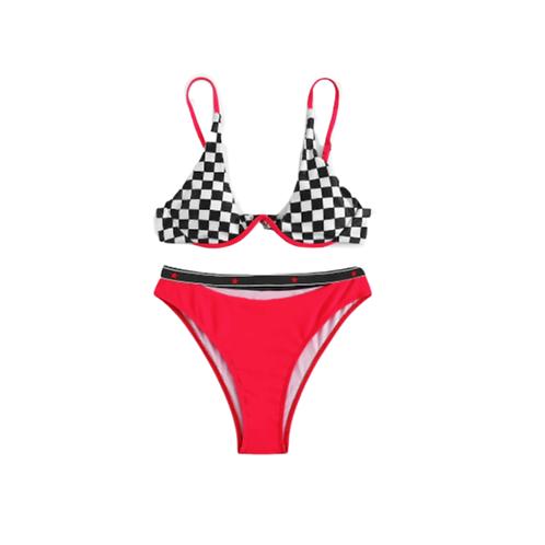 Motorsport Bikini