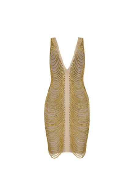 Chain Reaction Dress