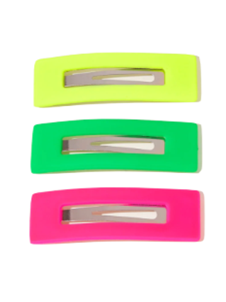 Neon Vibe Hairpins