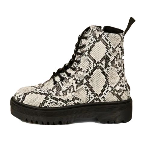 Serpentine Boots