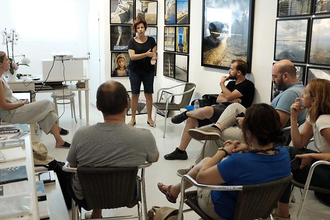 Antiparos workshop