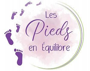 les pieds en équilibre, logo, réfléxologie plantaire, réflexologue, 85130, La Verrie, 85500, Les Herbiers