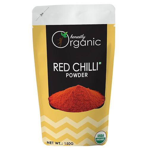 Honeslty Organic Red Chilli Powder / Lal Mirch Powder