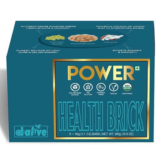 D-Alive Power Health Brick