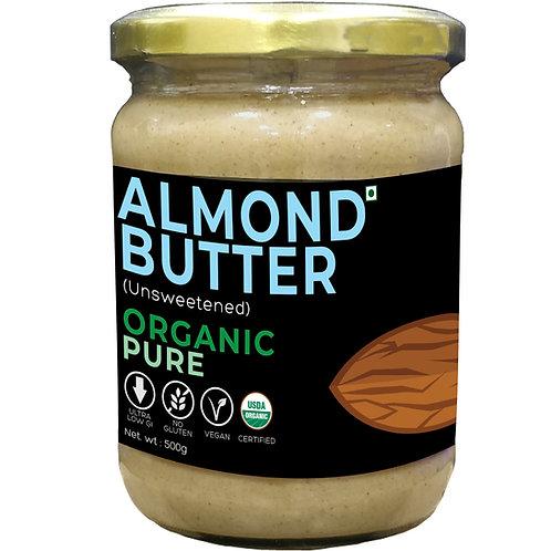 Almond Butter 500 gms