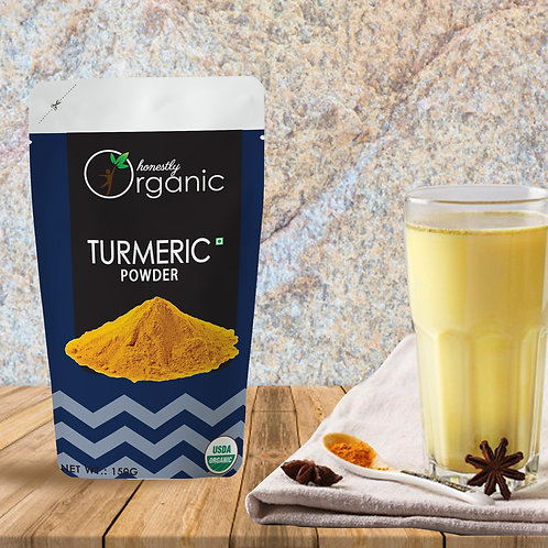 Honestly Organic Turmeric Powder/ Haldi Powder