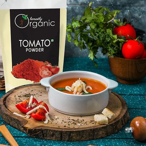 Honeslty Organic Dehydrated Tomato Powder