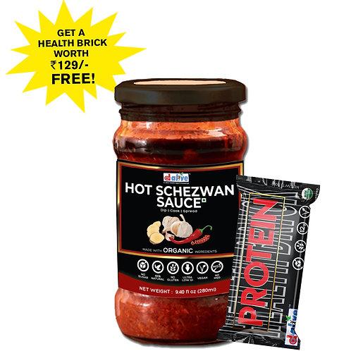 Hot Schezwan Sauce