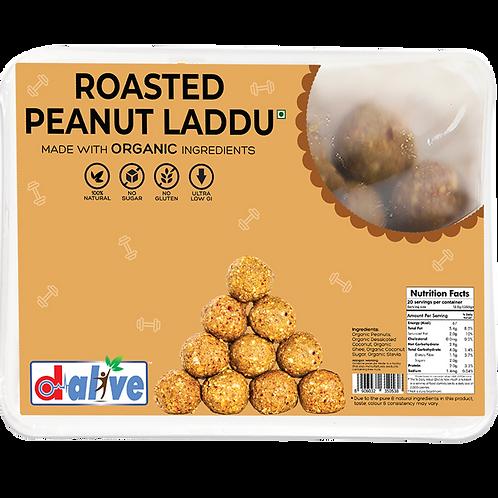 Roasted Peanut Laddu