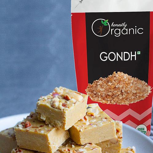 Honeslty Organic Gondh Katira Crystals / Gunder / Boswellia