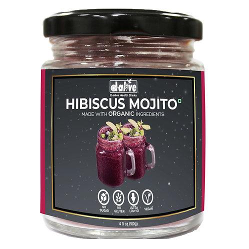D-Alive Hibiscus mojito