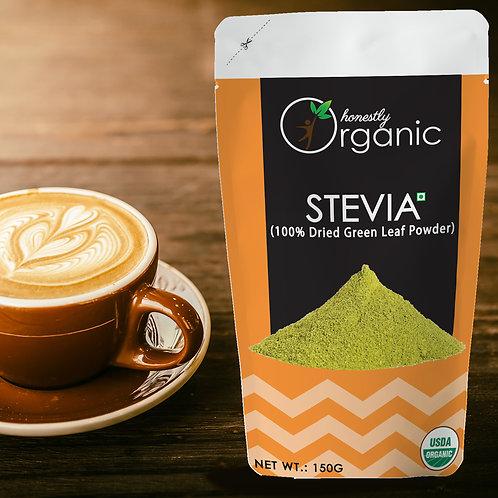 Honeslty Organic Stevia Leaf Powder/ Dried Green Leaf Powder