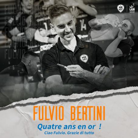 Fulvio BERTINI : quatre ans en or ✨