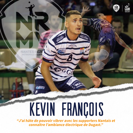 Bienvenue Kevin ! 👋