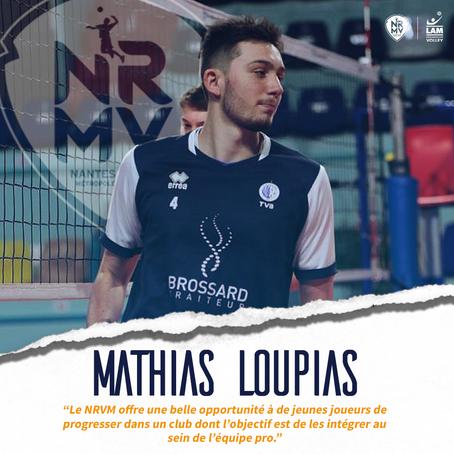 Bienvenue Mathias ! 👋