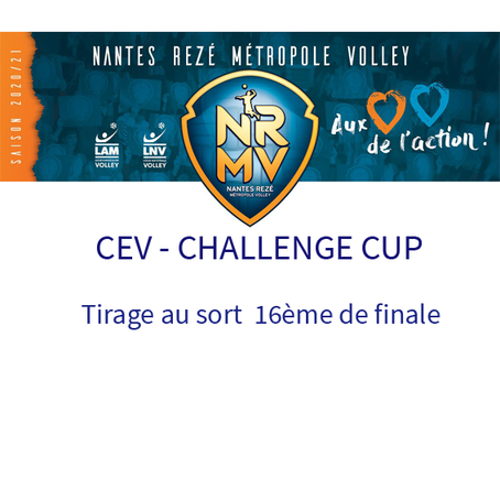 Coupe d'Europe - 16ème de finale