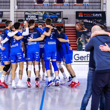 Victoire 3/2 face à Poitiers