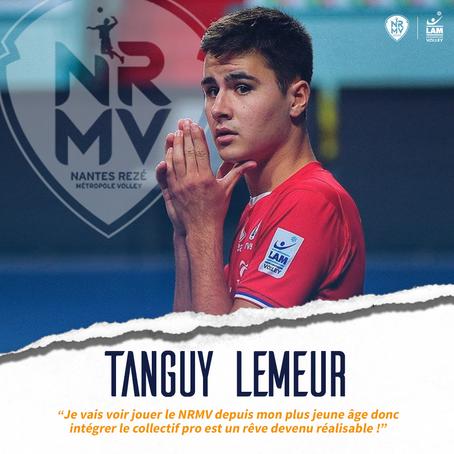Bienvenue Tanguy ! 👋