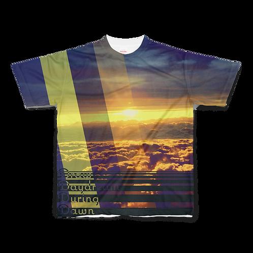 Tシャツ:フルグラフィック