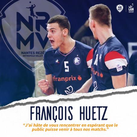 Bienvenue François ! 👋