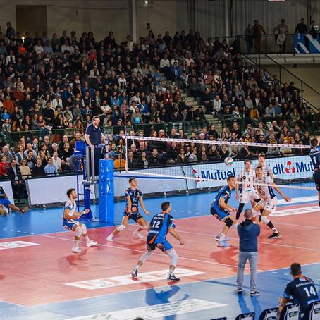THE V-EXPERIENCE 3 - Une belle fête du Volley 2 624 personnes