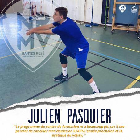 Bienvenue Julien ! 👋