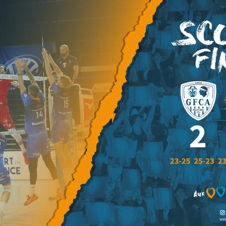 2 points qui font du bien ! Victoire 2/3 à Ajaccio 👊
