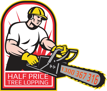 Half Pric Tree Lopping Logo