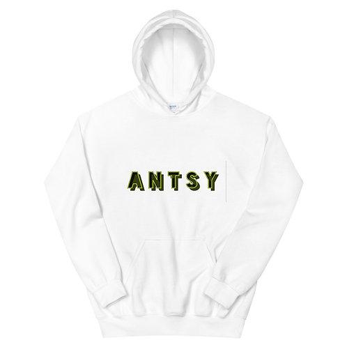"""""""Antsy"""" Unisex Hoodie"""