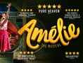 Amelie The Musical - UK Tour & London 2019