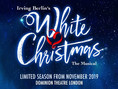 White Christmas - London Dominion & Curve Leicester