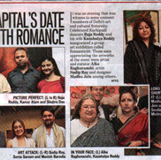 Capital's Date with Romance - HP City