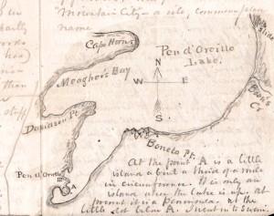 Milnor's Sketch Map