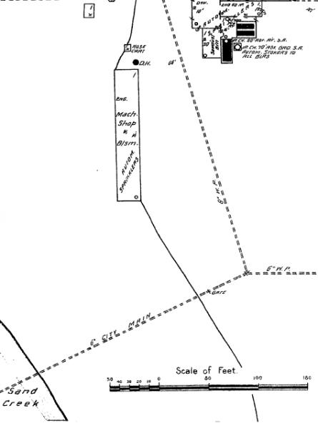 Humbird Map