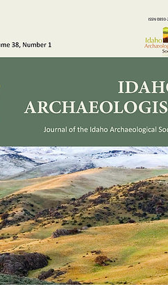 Idaho Archaeologist Subscription