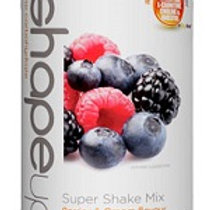 ShapeUp - Berries and cream 490g