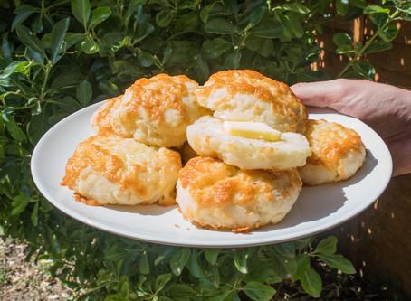 Gluten Free Cheese Scones