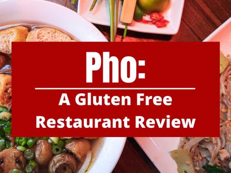 Pho-nomenal Gluten Free Dinner in London || Gluten Free Restaurants