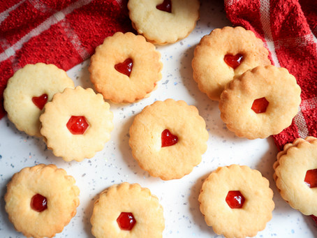 Gluten Free Shrewsbury Biscuits