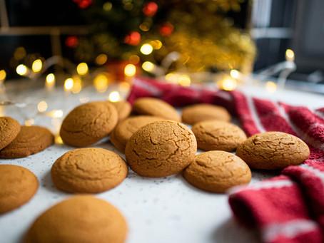 Gluten Free Gingernuts