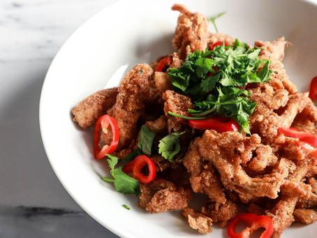 Gluten Free/Vegan Fried Chicken
