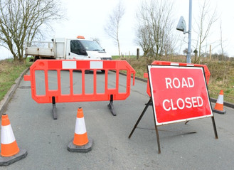 Revealed: Council closed Hollywall Lane, in Sandyford, after asbestos found in fly-tipped waste
