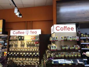 Комплект изделий для кофейни