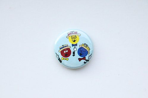 I, IV, & V7 Chords - Primary Triad Chords Button