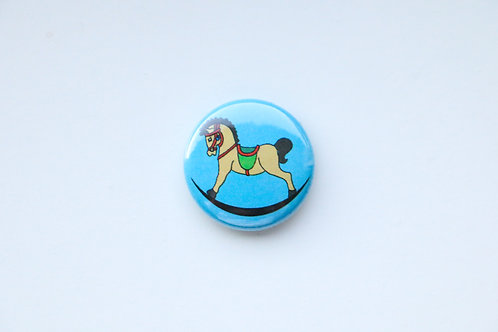 Slur - Rocking Horse Button