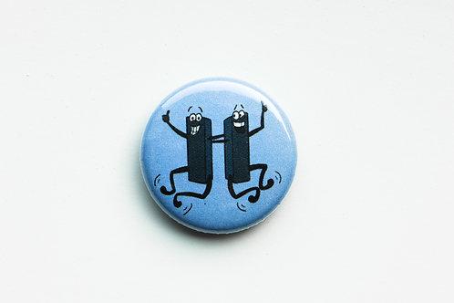 Two Black Keys Button