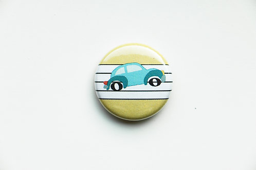 Line and Space Notes - Car Button