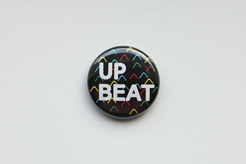 Up Beat Button
